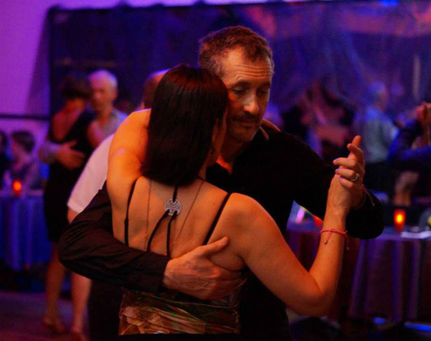 Tango Dance Therapy: An Interview with Therapist Mark Word